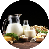 Milk and Dairy products image