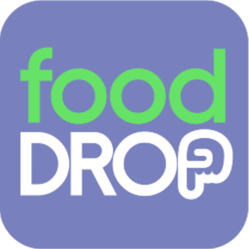 foodDROP: Food Delivery logo
