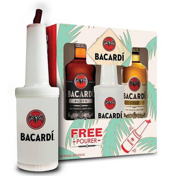 Bacardi Swizzle Gift Pack image