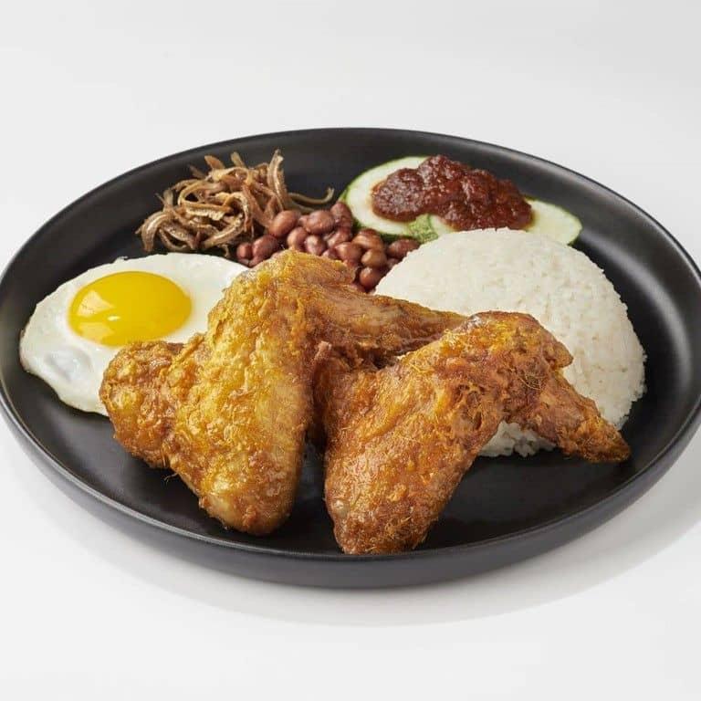 Nasi Lemak Ayam Taliwang (Grilled Edition) image