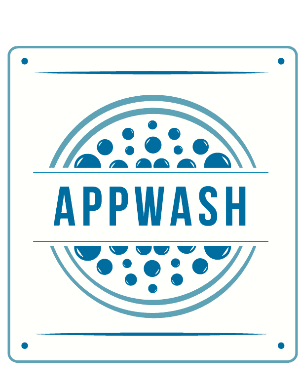 THEAPPWASH logo