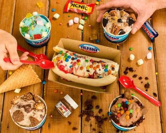 Cold Rock Ice Creamery image