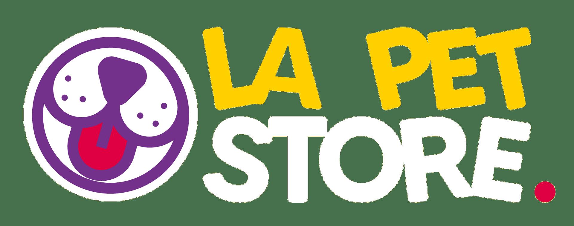 LA PET STORE logo