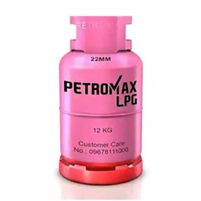 Petromax LPG 12kg 20 mm (cylinder and gas) image