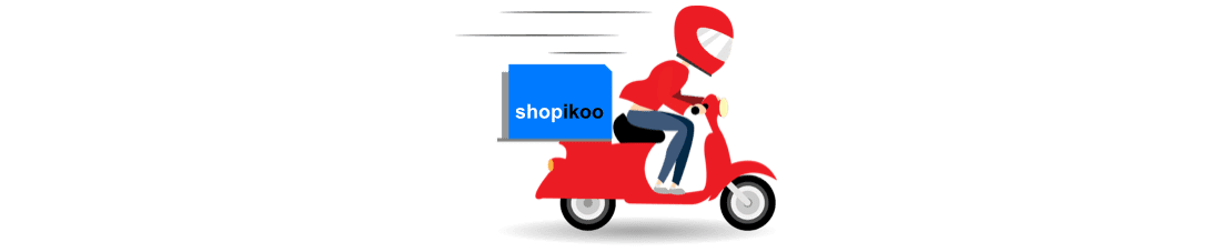 Shopikoo Local Delivery logo
