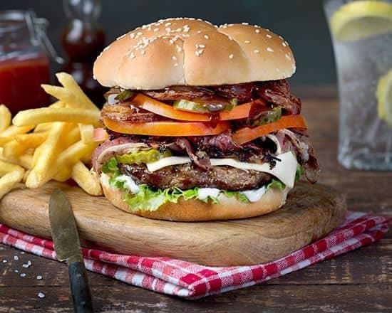 Quick Burger image
