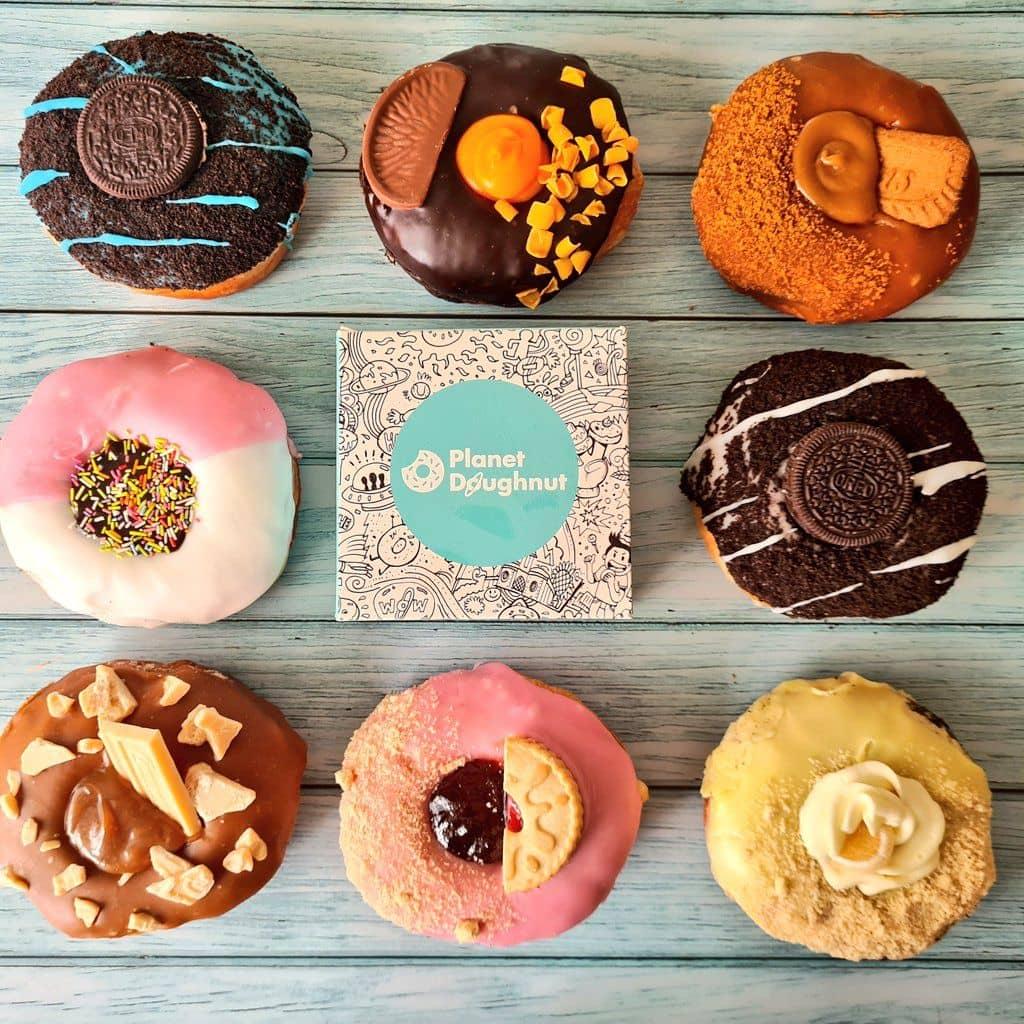 Planet Doughnut - Telford image