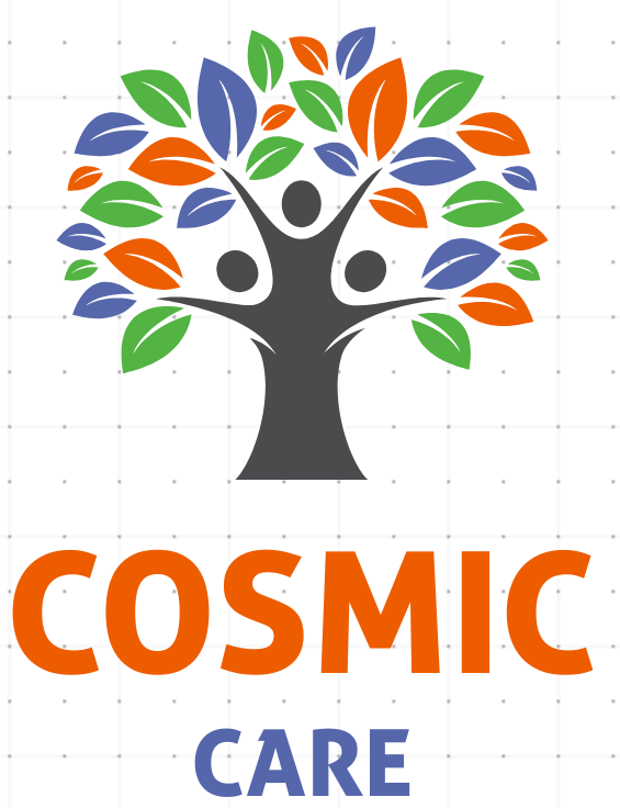 Cosmic Care Charity logo