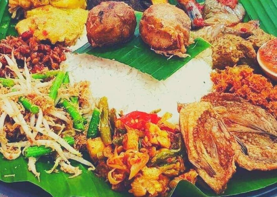 Istimewa Nasi Padang (Hoy Fatt) image