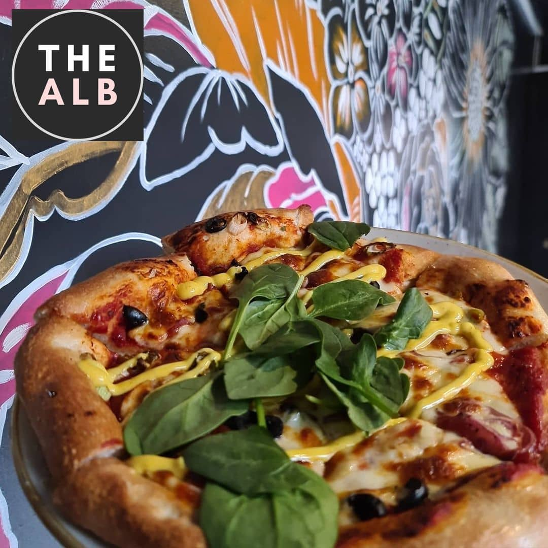 The Alb image