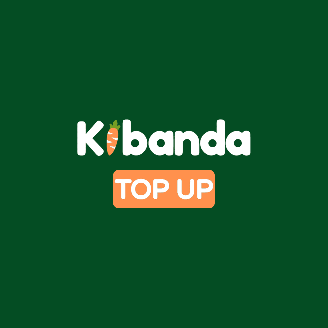 Kibanda Topup logo