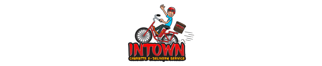 Intown e-Delivery Service logo