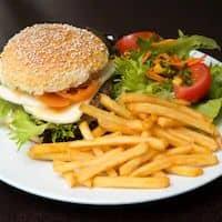 Burger Live image