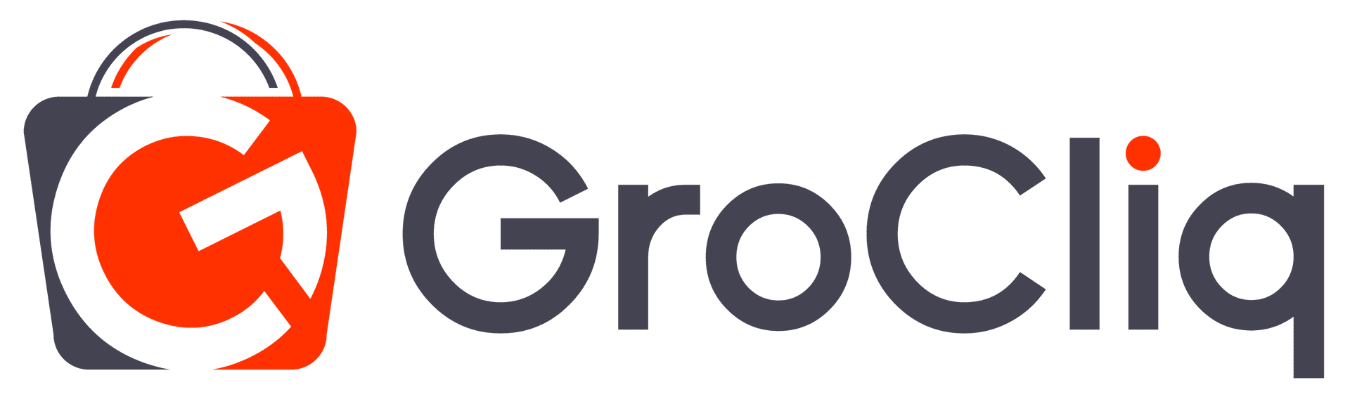 GroCliq | Shop Online for Grocery, Fruits, Vegetables, Order Your Medicines, Book Local Couriers for Pickups and Drops Within Your Cities. logo