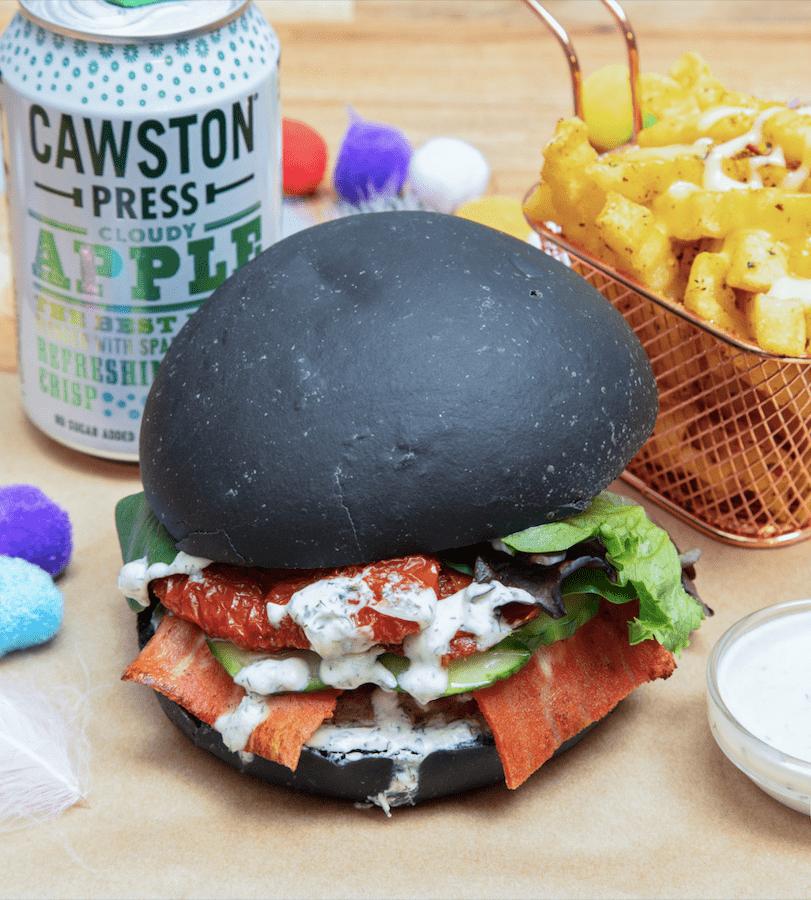 Vegan Burger Bar image