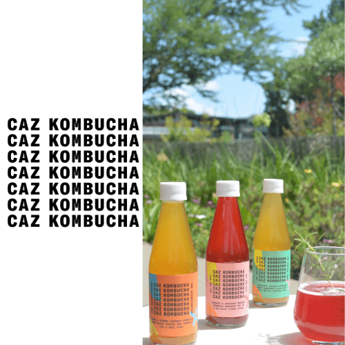 Caz Kombucha image