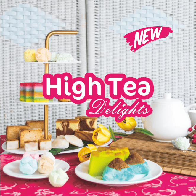 High Tea Sets