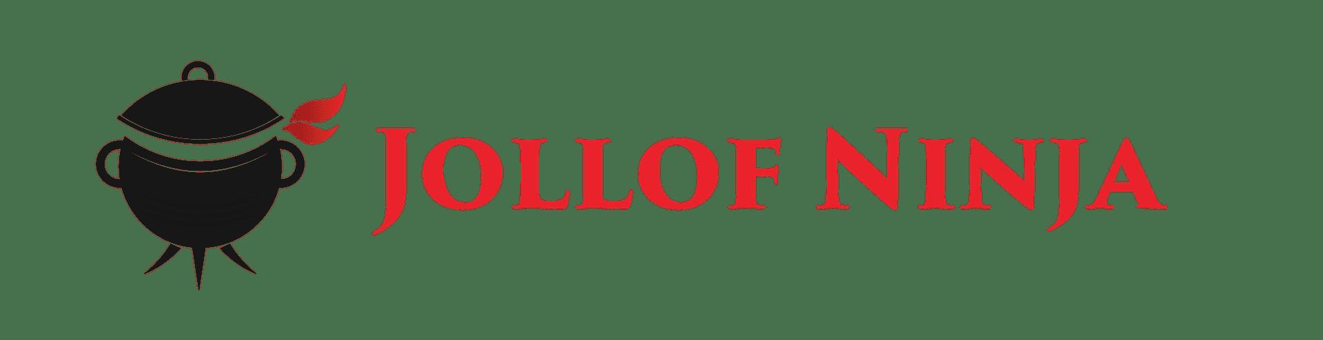 JollofNinja - Order West African cuisine online logo
