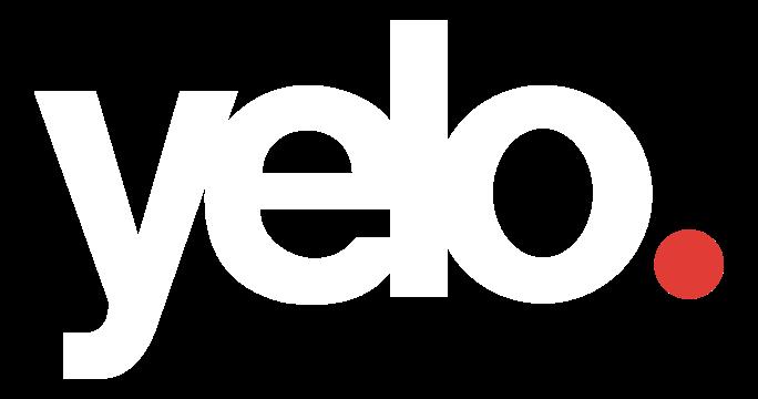 Order food online through Yelo   logo