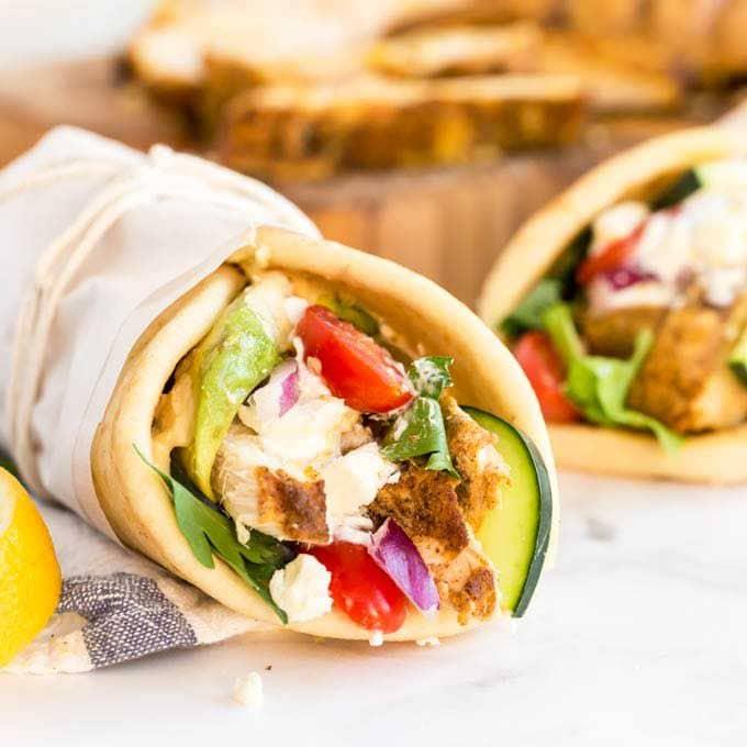 Shawarma Bites image
