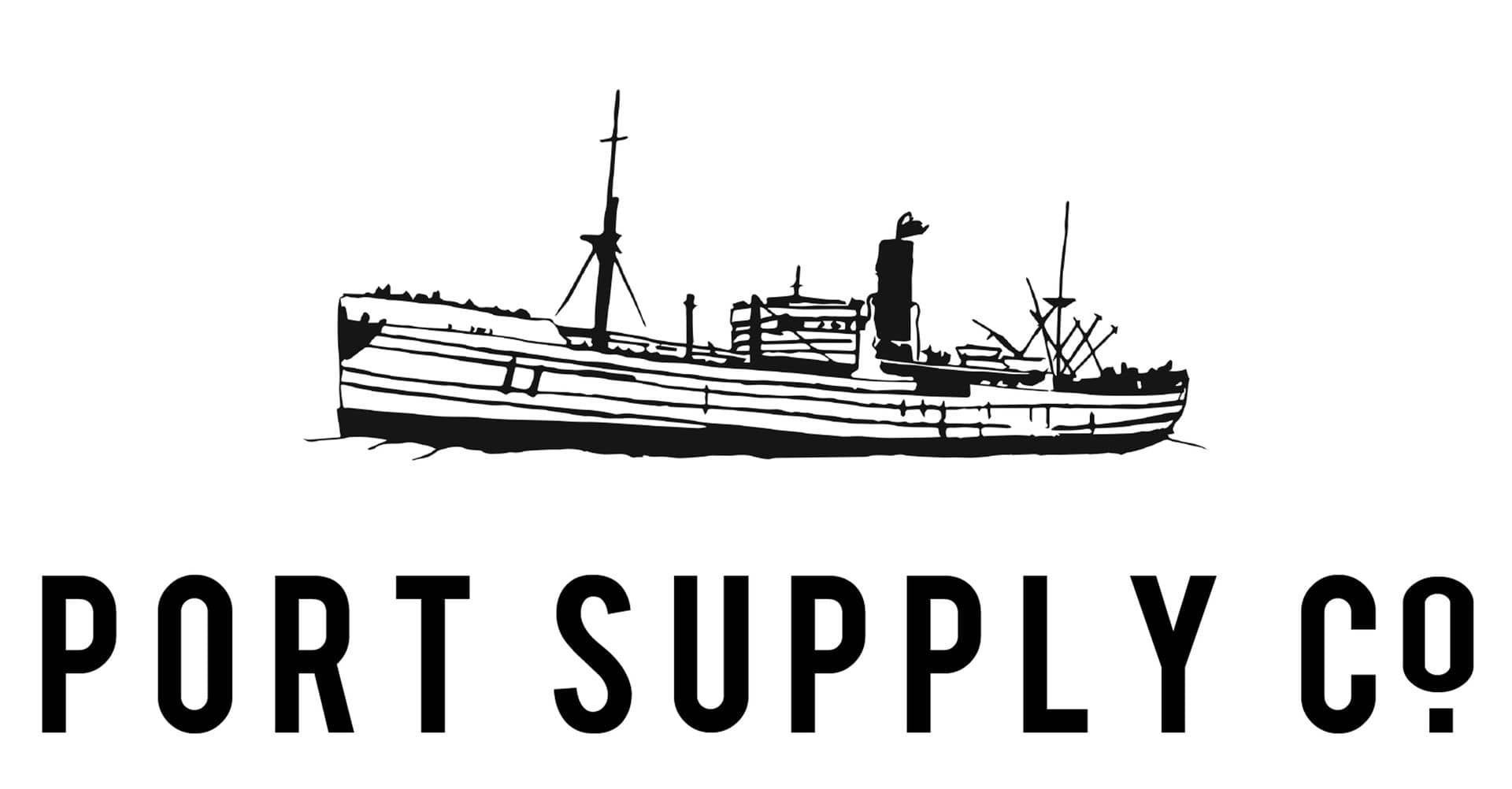 Port Supply Co. logo