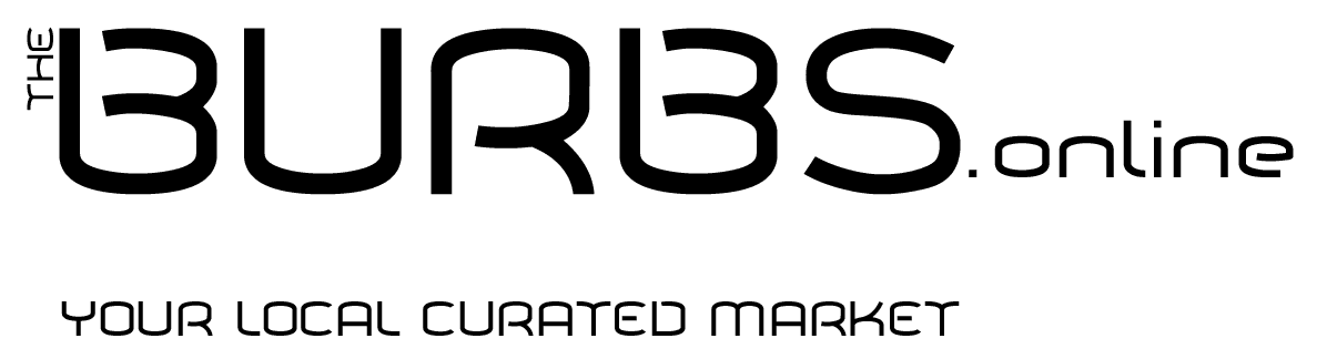 The Burbs Online logo