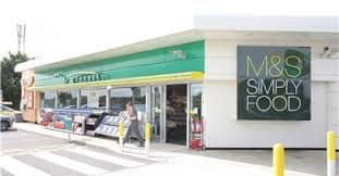 BP M&S Trinity (Marks and Spencer) image