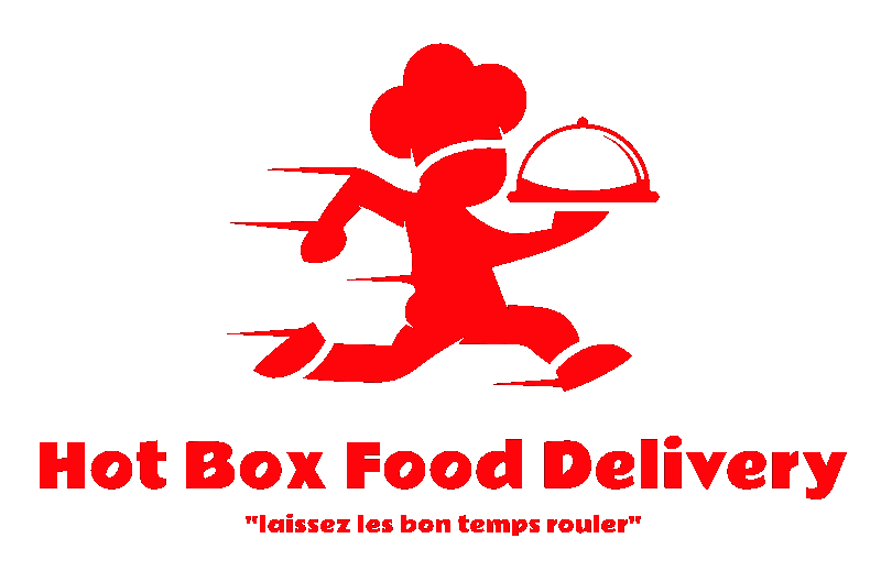 Hot Box Food Delivery logo