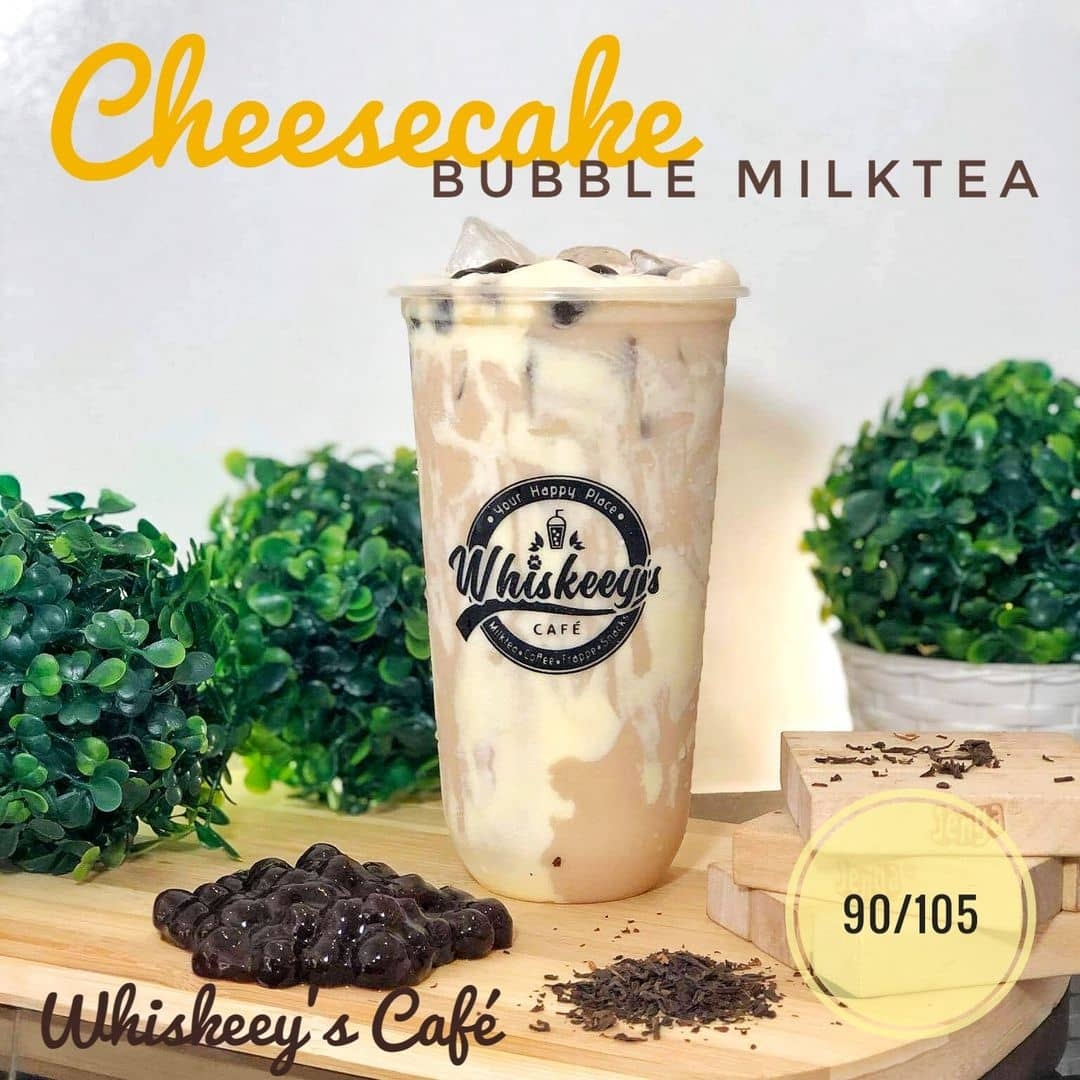 Milktea With Pearls