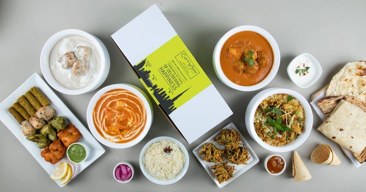 Curry Box image