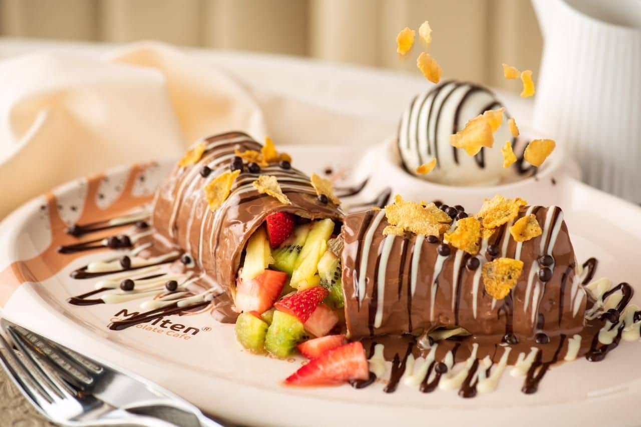 Molten Chocolate Cafe image