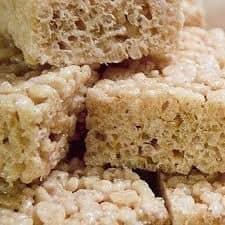 L & M - ** Rice Crispy Squares ** image
