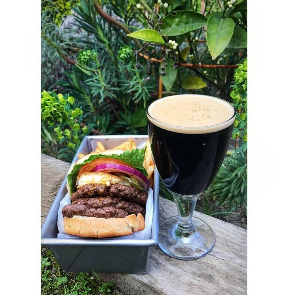 Bluto Brutus Burger image