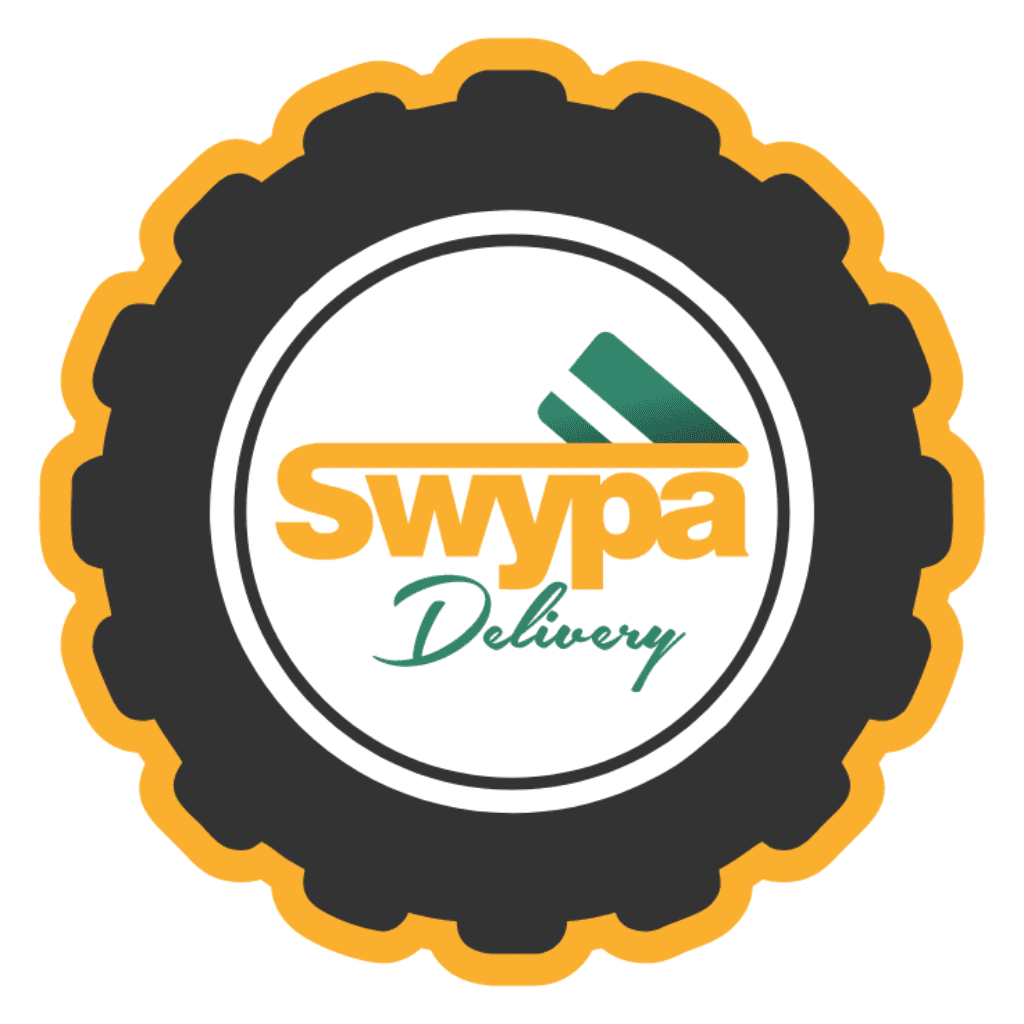 Swypa Delivery logo