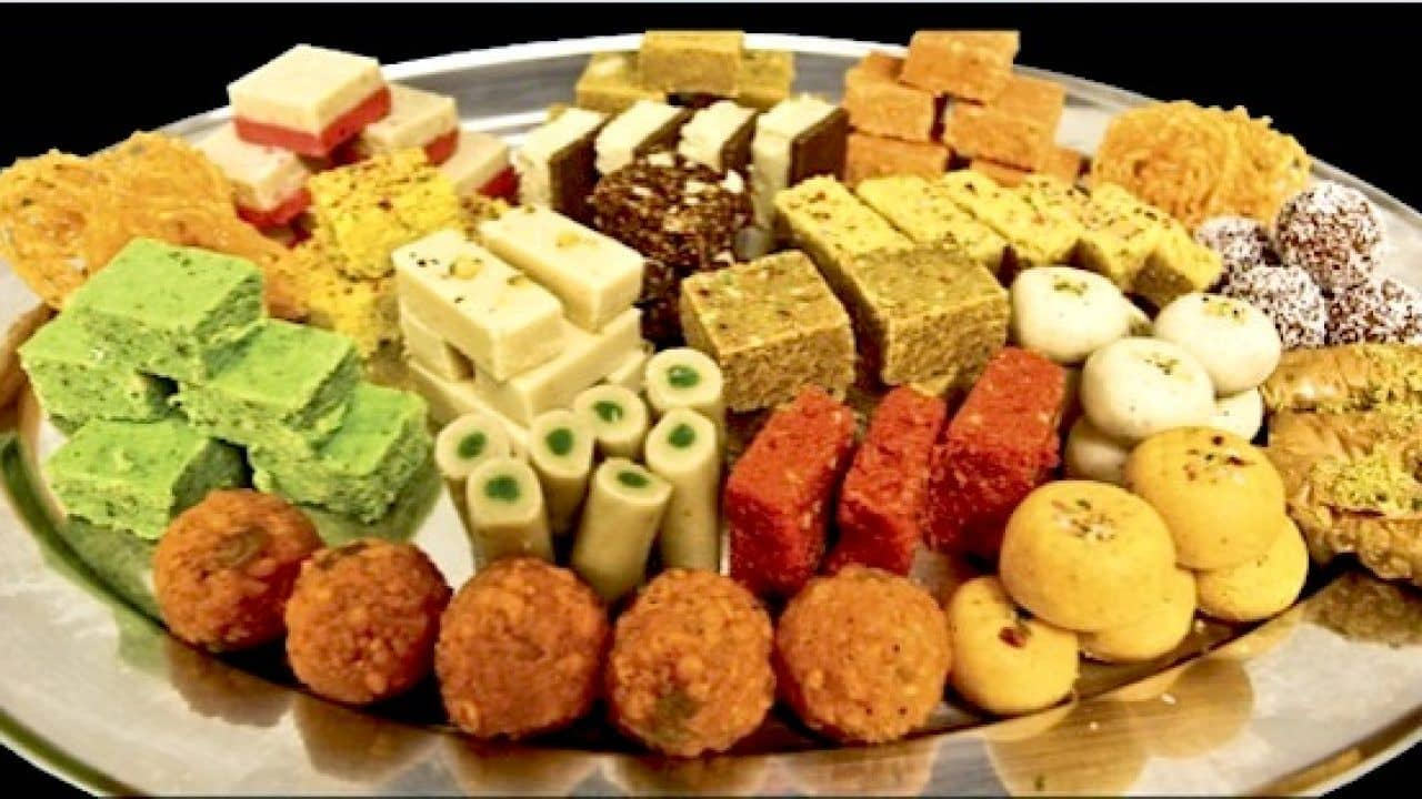 Delhi Nights Sweets image