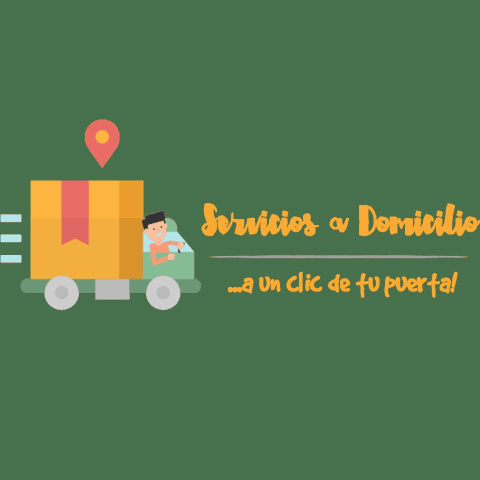 Wixee: Productos y Servicios a Domicilio logo