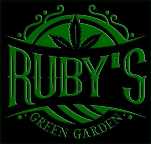 Ruby's Green Garden image