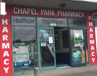Chapel Park Pharmacy (Online prescriptions) image