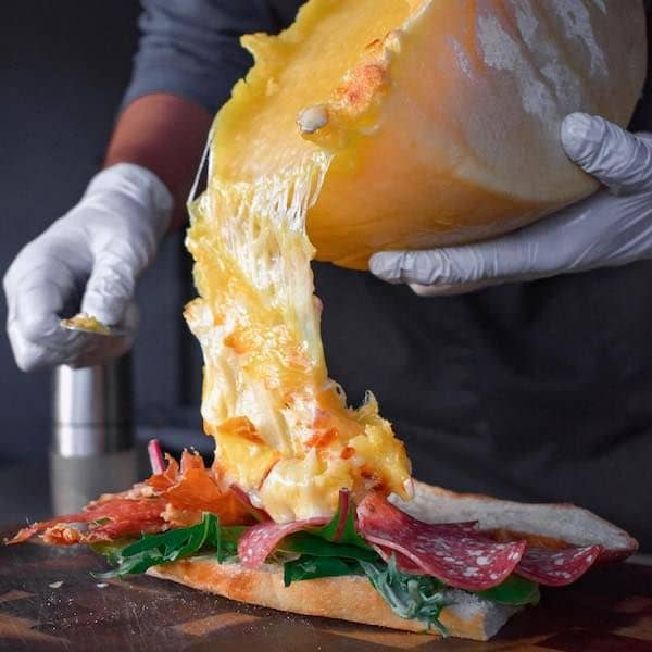Raclette Machine image