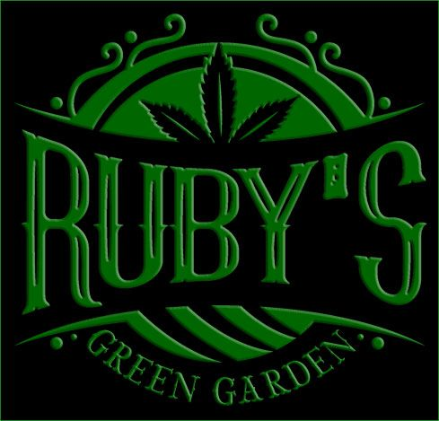 Ruby's Green Garden logo