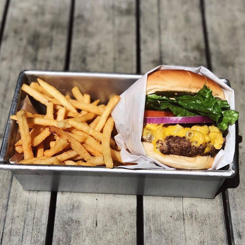 Martzetti Burger image