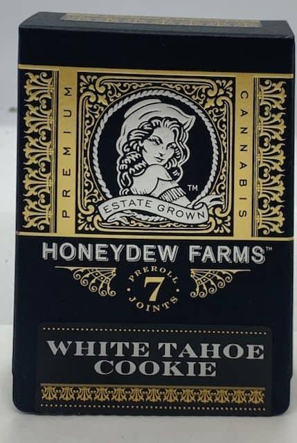 Honeydew 7-Pack Pre Roll Pack White Tahoe Cookies 14.5% THC image