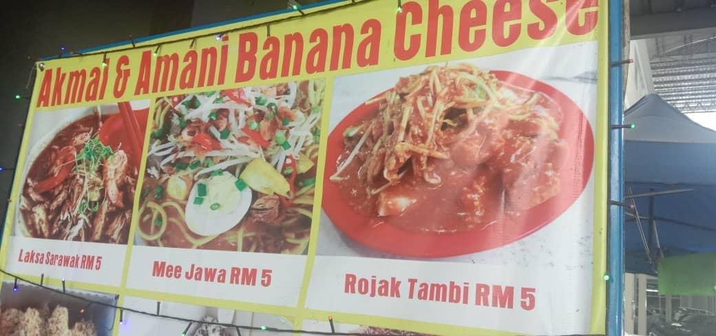 Akmal & Amani Banana Cheese image