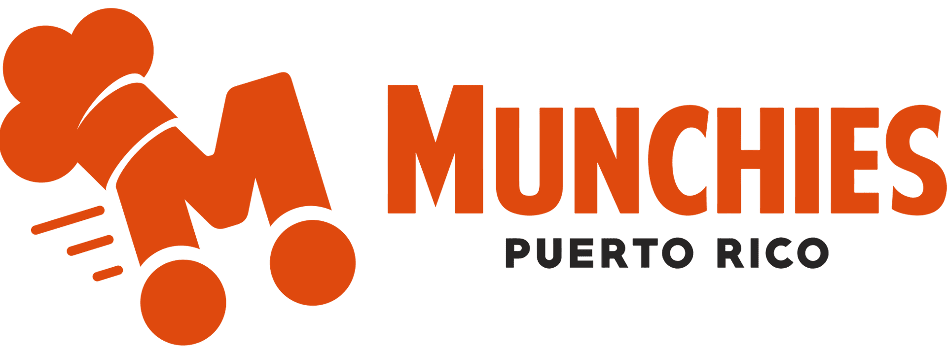 MUNCHIES PR - DELIVERY logo