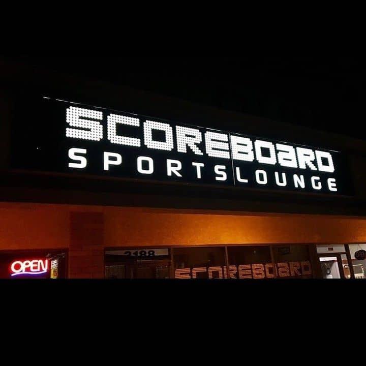 The Scoreboard Sport's Lounge image