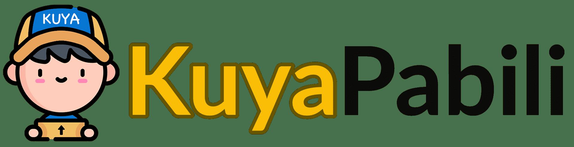 Kuya Pabili logo