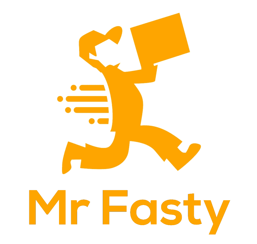 Mr Fasty logo