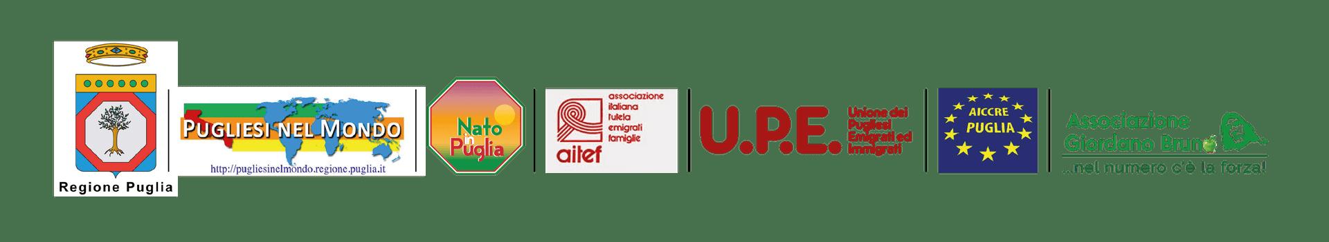 Nato in Puglia logo