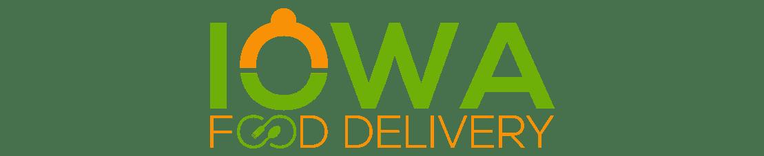 Iowa Food Delivery logo