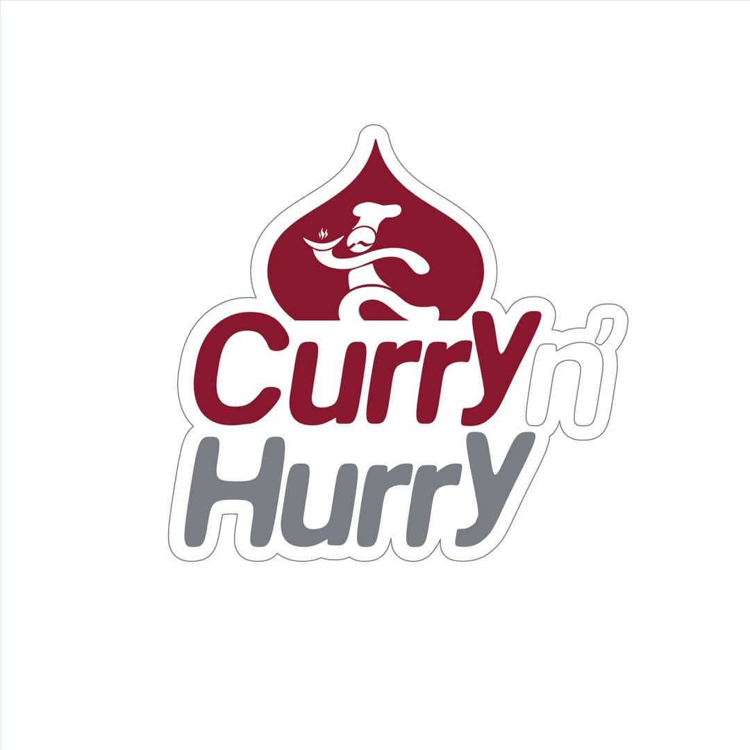 Curry N' Hurry logo